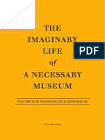 The Imaginary Life of a Necessary Museum Copy