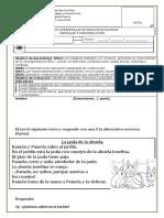 GUIA DE APRENDIZAJE DE SEGUNDOS BASICOS  LEONOR 2020 LENGUAJE (1)