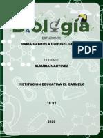 Biologia Maria Gabriela