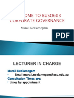 Lecture 1 Corporate Governance and Social Responsibility(MN 21 Feb 11)