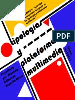 AP1 AA3 EV8 Actividad Colaborativa Infografía de Las Tipologías y Plataformas Multimedia