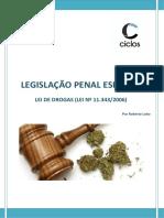 6. LEI DE DROGAS