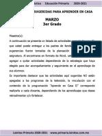 Planeación 3o Marzo 2021