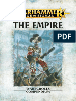 Warhammer Aos the Empire It