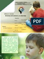 Sintomas del Autismo y su abordaje.