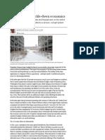 The Revenge of Trickle-down Economics   Richard Wolff   Comment is Free   Guardian.co.Uk