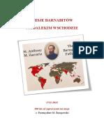 Misje Barnabitów Na Dalekim Wschodzie