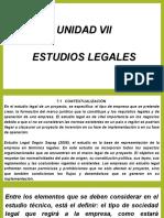 A LEGALES
