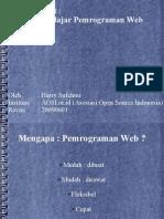 cara-cepat-belajar-pemrograman-web