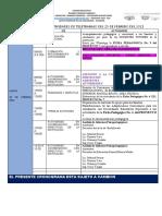 Ue.rcn-cronograma 25 de Febrero 2021
