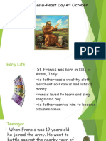 St. Francis of Assisi PP