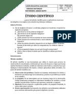 MÉTODO CIENTÍFICO_2020