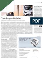 Zeit - Verwaltungsdelikt Leben - Abschiebung Österreich