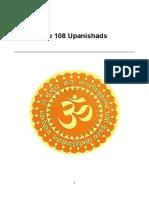 108 Upanishads With PDF Index