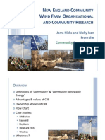Preliminary Findings, Definitions of 'Community Energy'