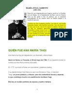 74574474 Maria Julia Jahenny y San Francisco de Asis Profecias