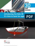Soto 30 Brochure