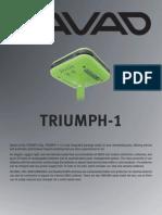 TRIUMPH-1_Datasheet