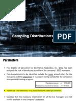 08_Sampling Distributions & Interval Estimation