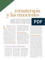 Aromaterapia y las emociones