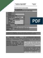 Manual de Funciones x Competencias s.o Empresas