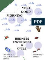 business enviroment