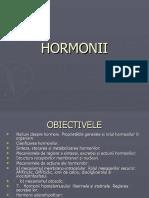 Hormonii Tot