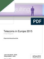 Euro Telecom in 2015