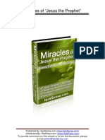 Miracles of Jesus the Prophet (of Islam)