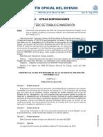 Convenio Colectivo SPF (BOE-A-2009-3203)