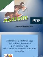 Autism Spectrum Disorder(ASD)