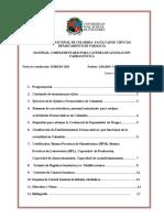 2018-1 Material Complementario Cátedra de Legislación Farmacéutica Final