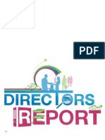 Directorsreport