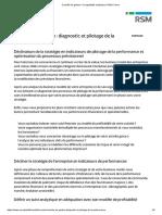 Contrôle de gestion I Comptabilité analytique I RSM France