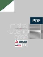 catalogo toalleros mistral - kubang - brise ene07