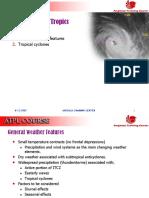 Meteorology10-WeatherintheTropics