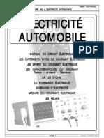 Bases de l'électricité- automobile