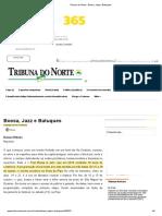 18_07_2019_Tribuna do Norte - Bossa, Jazz e Batuques