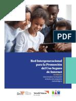 Red Intergeneracional para la Promoción del Uso Seguro de Internet - RIAMUSI
