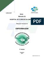 MANUAL Técnicas de Enfermagem UNICAMP