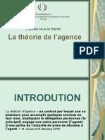 119178654 Theorie de l Agence