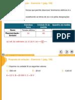 Soluções dos exercicios das páginas 146, 147 e 148 do manual