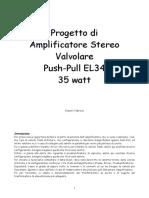 Amply EL34PP 35w