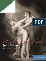 Paraiso Perdido John Milton