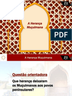 A herança muçulmana