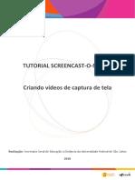TUTORIAL SCREENCAST O MATIC_ Criando vídeos de captura de tela