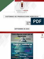 SISTEMAS DE PRODUCCION AGRICOLA (Presentacion)