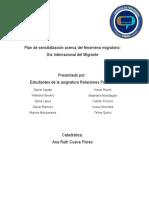 Josué Cover - Investigación Migración Interna en HondurasUNAHVS