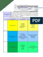 INDICADORES DE EVALUACIÓN Glosarios, Infogramas y Trabajos BELANDRIA_Recuperar