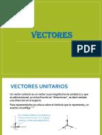 P2 FISICA VECTORES